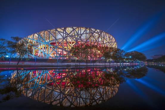 National Stadium (Bird's nest) Poloketi